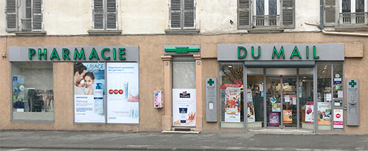 Pharmacie du Mail,VOIRON