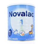 Novalac 1 Lait poudre 800g à VOIRON