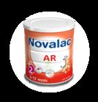 Novalac AR 2 Lait poudre antirégurgitation 2ème âge 800g à VOIRON