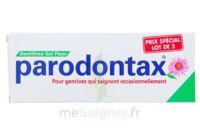 PARODONTAX DENTIFRICE GEL FLUOR 75ML x2 à VOIRON