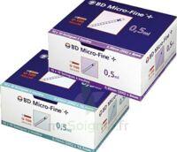 BD MICRO - FINE +, 0,3 mm x 8 mm, bt 100 à VOIRON