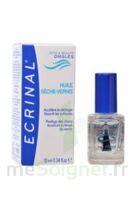 ECRINAL SOIN & BEAUTE ONGLES HUILE SECHE - VERNIS, fl 10 ml à VOIRON