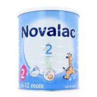 Novalac 2 Lait en poudre 800g