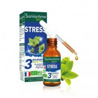 Santarome Complexes Bourgeons Solution buvable Stress Fl/30ml à VOIRON