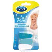 Scholl Velvet Smooth Ongles Sublimes kit de remplacement à VOIRON