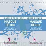 Secrets des Fées Masque Détox Peel-Off à VOIRON