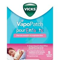 VICKS VAPOPATCH ENFANTS à VOIRON