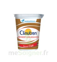 CLINUTREN DESSERT GOURMAND Nutriment café 4Cups/200g à VOIRON