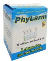PHYLARM, unidose 2 ml, bt 28 à VOIRON