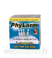 PHYLARM, unidose 2 ml, bt 16 à VOIRON