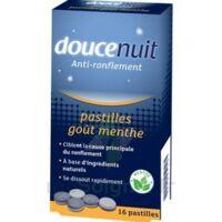DOUCENUIT ANTIRONFLEMENT PASTILLES à la menthe, bt 16 à VOIRON