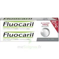Fluocaril Bi-Fluoré 145 mg Pâte dentifrice blancheur 2*75ml à VOIRON