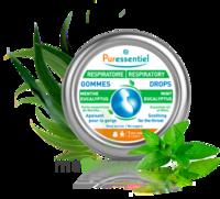Puressentiel Respiratoire Gommes Menthe-Eucalyptus Respiratoire - 45 g à VOIRON