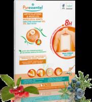 Puressentiel Articulations et Muscles Emplâtre chauffant 14 huiles essentielles XXL à VOIRON