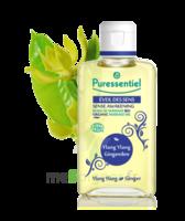 Puressentiel Bien-être Huile de massage BIO** Eveil des sens - Ylang Ylang - Gingembre - 100 ml à VOIRON