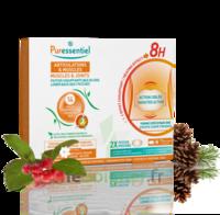 Puressentiel Articulations et Muscles Patch chauffant bas du dos 14 huiles essentielles à VOIRON