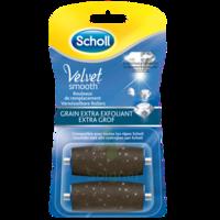 Scholl Velvet Smooth Rouleaux De Remplacement  Grain Extra Exfoliant à VOIRON