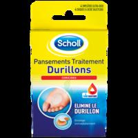 Scholl Pansements Coricides Durillons à VOIRON