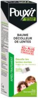Pouxit Décolleur Lentes Baume 100g+peigne à VOIRON