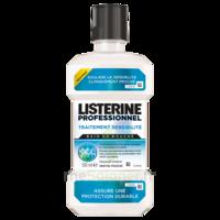 Listerine Professionnel Bain bouche traitement sensibilité 500ml à VOIRON