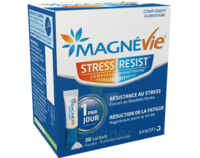 Magnevie Stress Resist Poudre orale B/30 Sticks à VOIRON