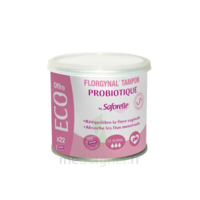 Florgynal Probiotique Tampon périodique sans applicateur Normal B/22 à VOIRON