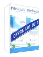 Physiomer Solution nasale adulte enfant 2*Sprays/135ml à VOIRON