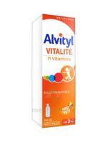 Alvityl Vitalité Solution buvable Multivitaminée 150ml à VOIRON