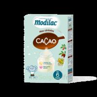 Modilac Céréales Farine Cacao à partir de 6 mois B/300g à VOIRON