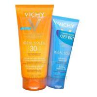 Vichy Idéal Soleil SPF30 Gel de lait ultra-fondant peau mouillée ou sèche 200ml+Après soleil