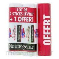 Neutrogena Stick Lèvres lot de 3 à VOIRON