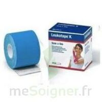 LEUKOTAPE K Sparadrap bleu 2,5cmx5m à VOIRON