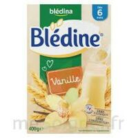 Bledina - Céréales bébé dès 6 mois saveur vanille à VOIRON