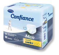 Confiance Men Slip absorbant jetable absorption 5 Gouttes Medium Sachet/14 à VOIRON